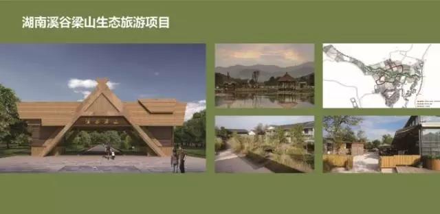 常德市市委领导调研柳叶湖太阳谷片区、溪谷梁山生态基地建设