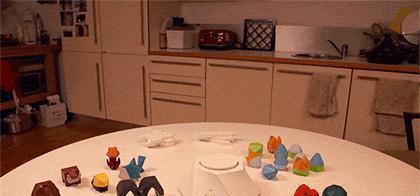 爱玩具 盘点逼格满满的3D打印玩具