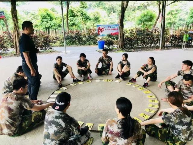 熔炼团队,共创未来——安星财富广州分公司团队拓展活动圆满完成