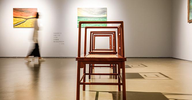 今日美术馆《梦笔生花展》