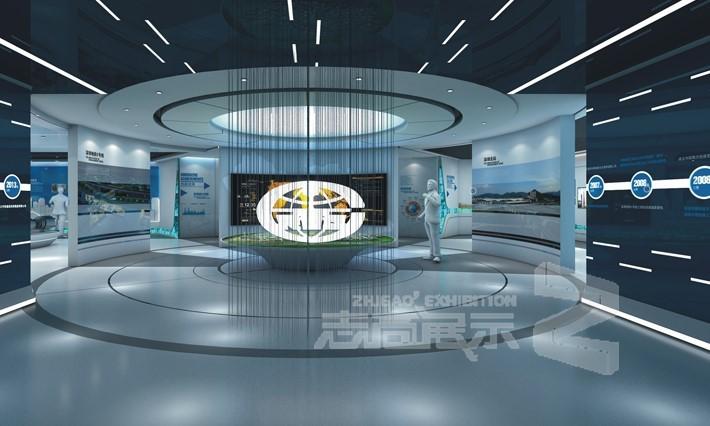 展厅设计的数字化趋势越来越大