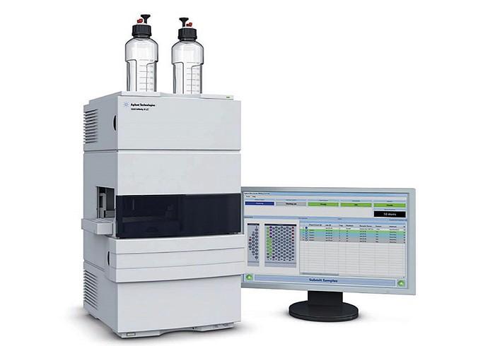 Agilent 1220 Infinity II 液相色谱仪