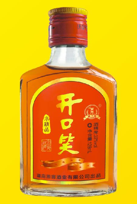 32°必威开户官网金身酒 小精品 128mL