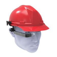 Smart-glasses for Operational Inspection(Helmet-type)