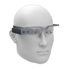 Smart-glasses for Industry Application (Frame-type)