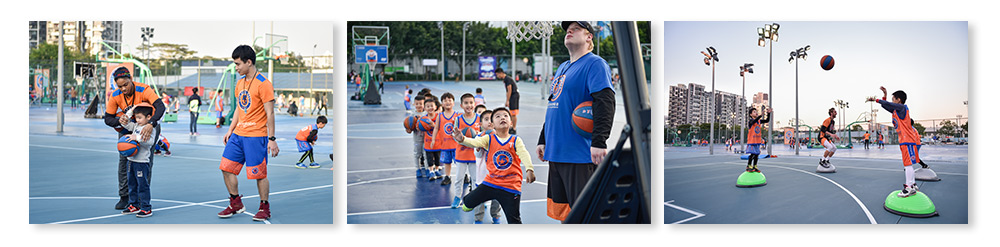 籃球周訓練課程