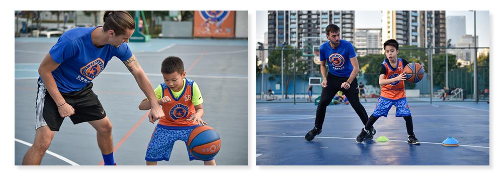 籃球私人訓練