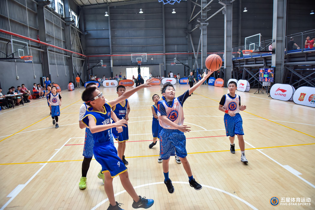 2018小篮球
