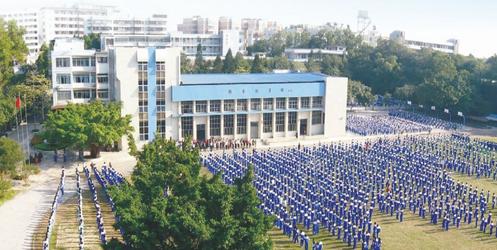 江门市新会冈州职业技术学校
