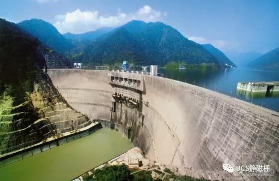 JCS武汉静磁栅闸门开度仪成功入驻雅砻江二滩水电站