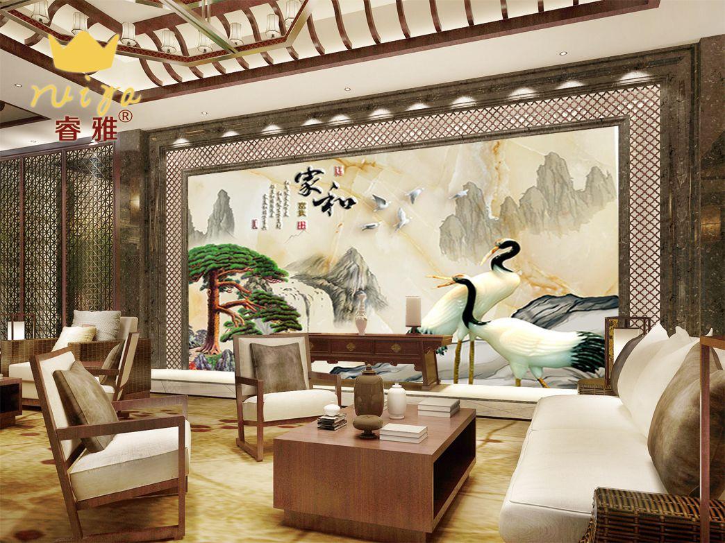 家和富贵187 工艺:精雕UV220元/m²