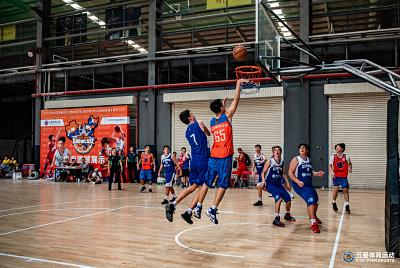 2018华南篮球展