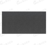 戶外表貼S6.66全彩LED顯示屏