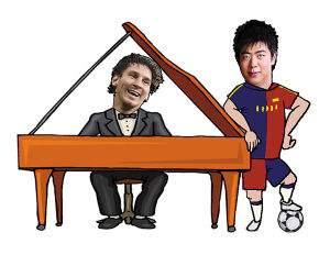 世界杯|盘点世界杯上那些会弹钢琴的足球明星