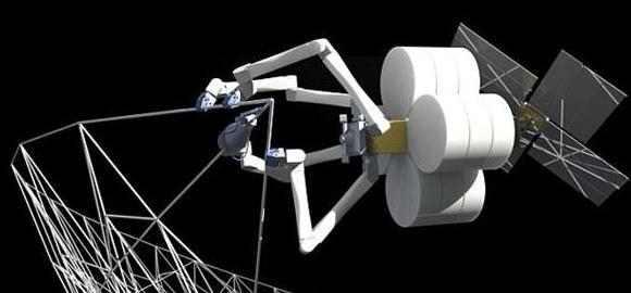 3D打印高速发展,未来航天器可打印自己的零部件,无需人工维护