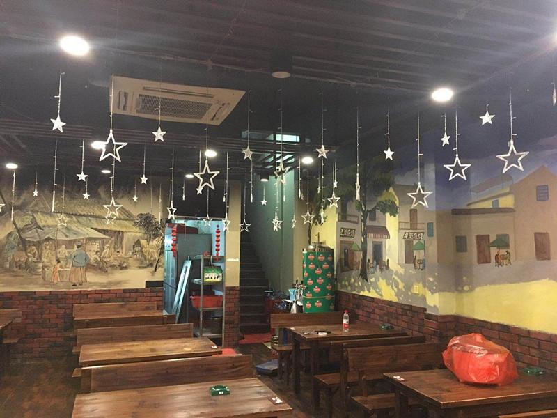 盘龙城200平优质门面餐馆酒楼转让