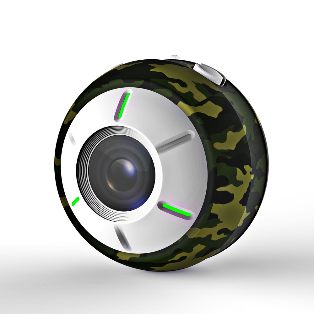 Camouflage Silicone Skin for Kalacam K3 Action Camera