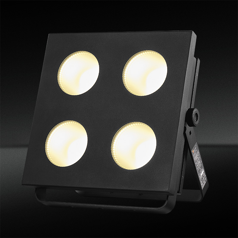 4x100W Audience Led Blinder Light