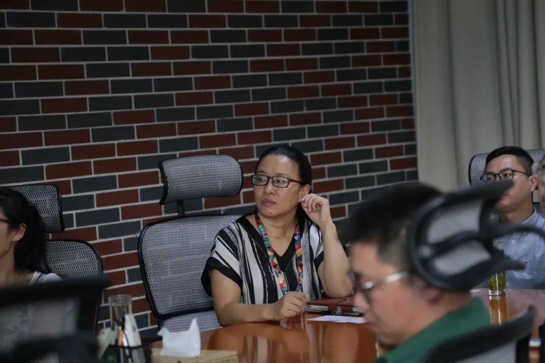 宁波跨境电商协会企业一行来访海格物流