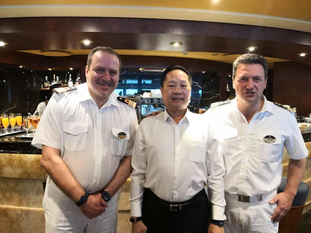 CCYIA Continues to Promote China's High-end Red Wines to Be Served on MSC Splendida for the First Time-CCYIA