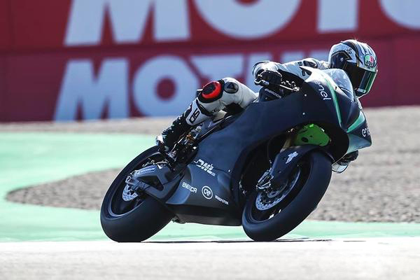 意大利CRP Technology公司为电动摩托车3D打印高性能整流罩
