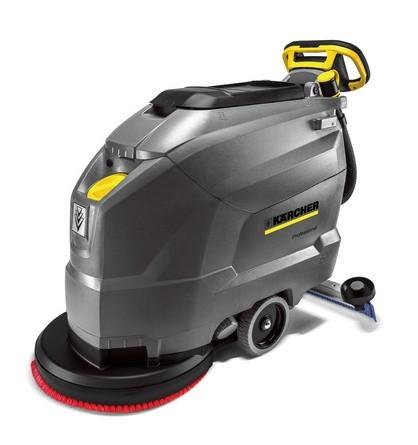 德国凯驰手推式洗地机 BD50
