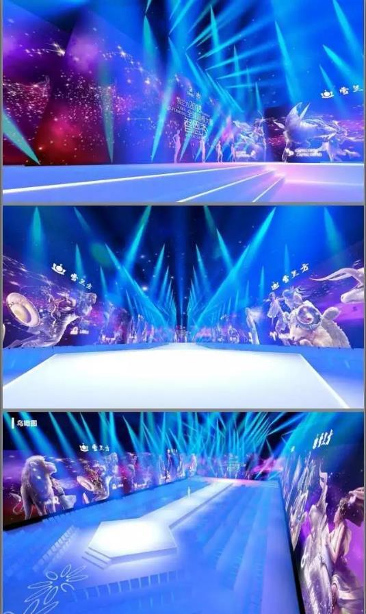 智恩秀|雪蘭方2018全球超模大賽發布會,震撼耀啟