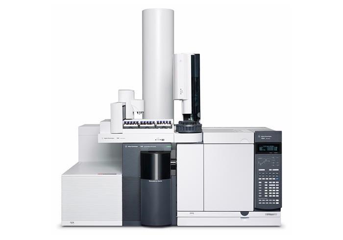 Agilent 7200B GC/Q-TOF