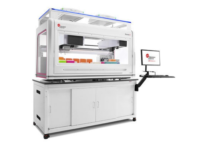 Biomek i7自动化工作站