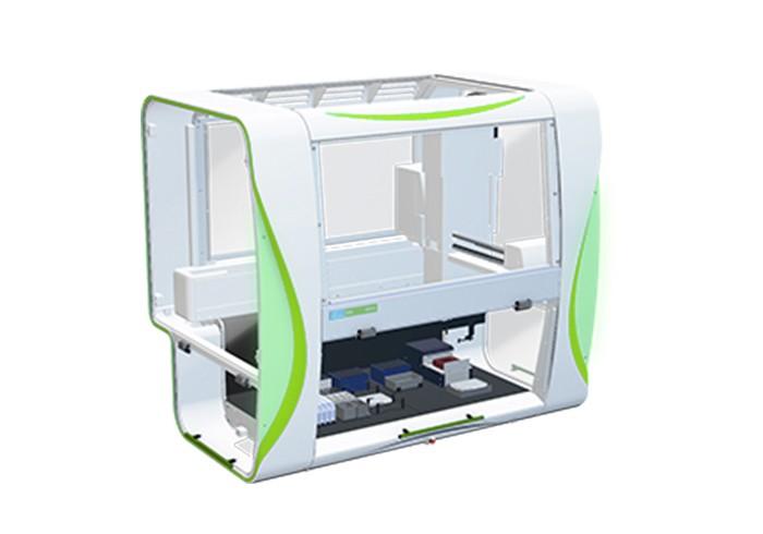 JANUS G3 MDT自动化工作台