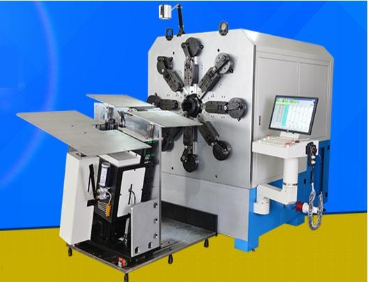 TH1200A-A01 12轴弹簧机控制系统
