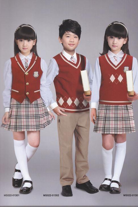 校服文化——让我们一起爱上校服