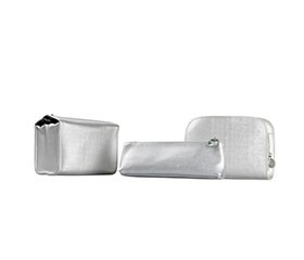 cosmetic pouch and pencil pouch