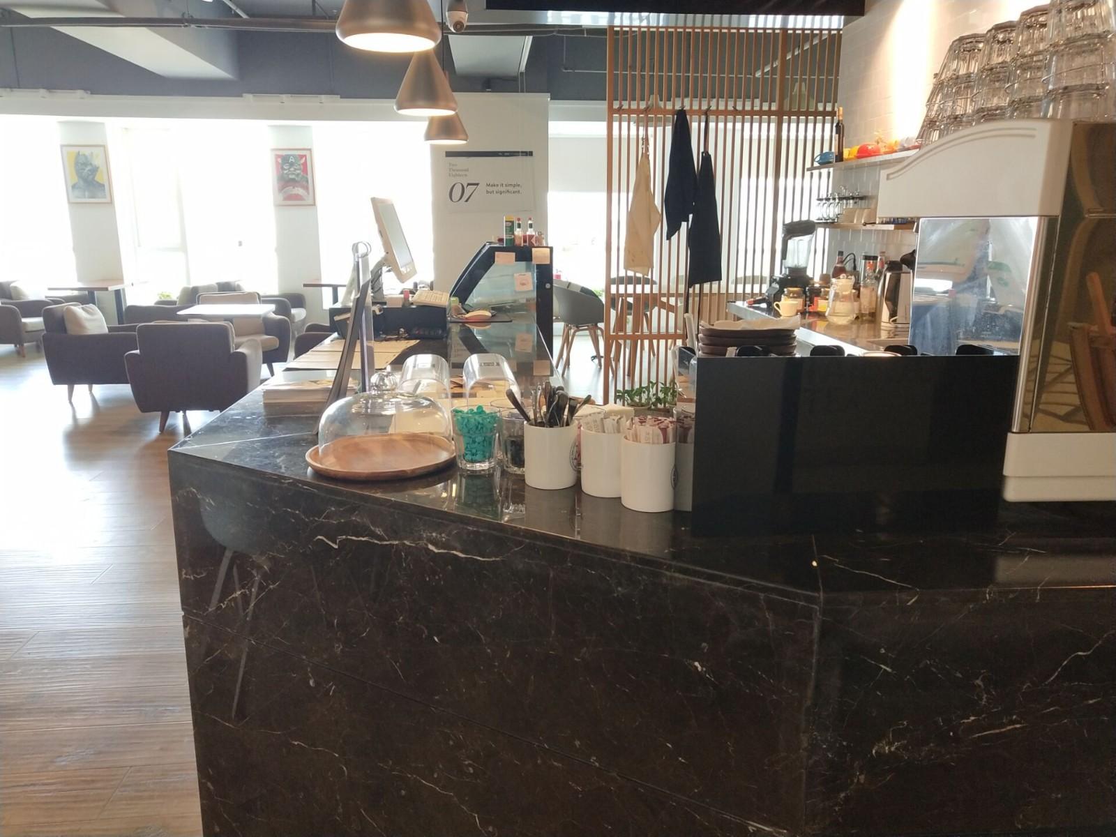 江汉区泛海国际咖啡店甜品店急转