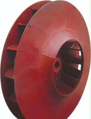 风机叶轮如何防腐蚀