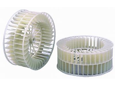 风机叶轮的种类和特点
