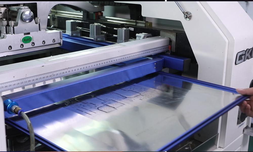 初代蒙瑞电子SMT活动钢网