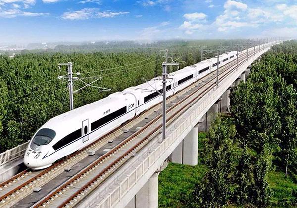 高铁轨道建设