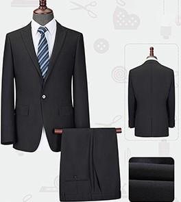 商务版西服-HY100901