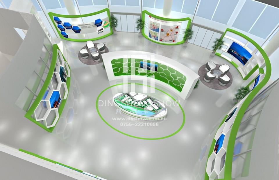 深圳生物医药产业园展示厅