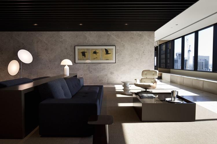 北欧风办公室设计经典温馨