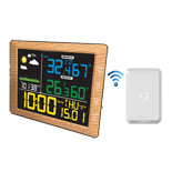 FT-8210WD Jumbo Colorful Display Remote Weather Station