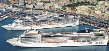 MSCCruises Formally Become a Platinum Partner of CCS13