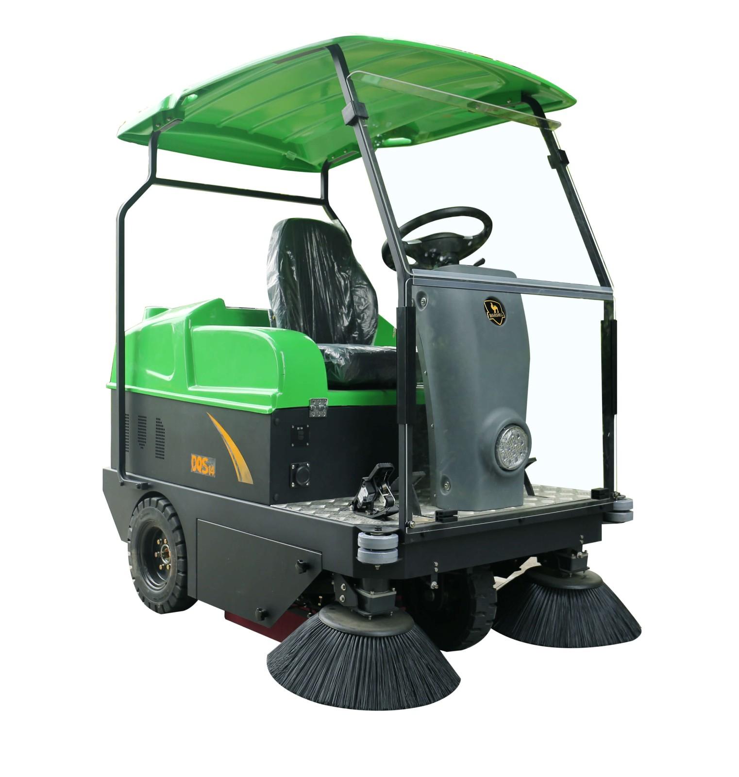 DQS14驾驶式洗地机