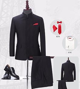 男士西服套装-HQY9001