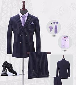 男士西服套装-HQY9002