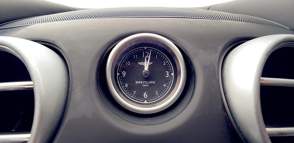 18款宾利欧陆GT到店