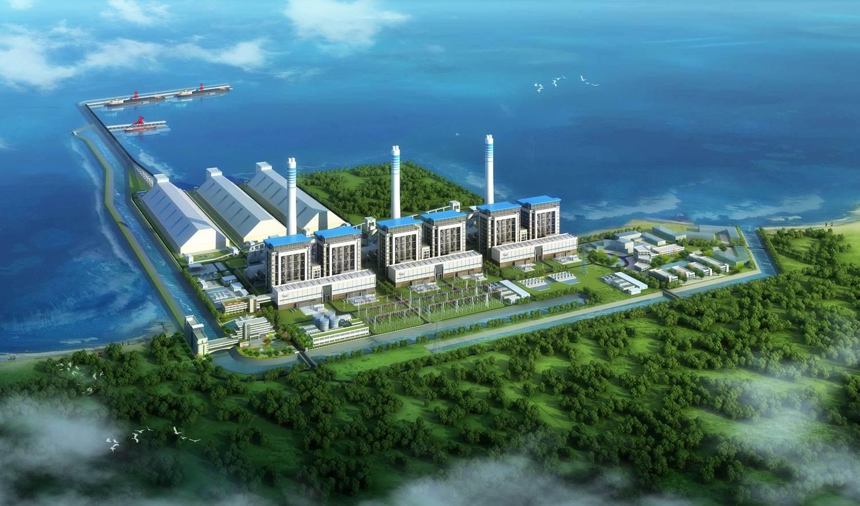大唐國際雷州發電廠