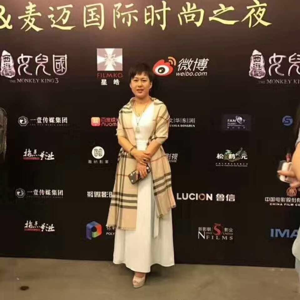 北緯二十八(北京)影視傳媒有限公司總裁 總經理 北京國際影視文化研究院 院長: 石幕然