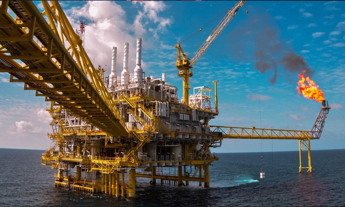 海外原油进口及分销
